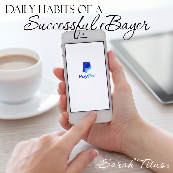 Daily Habits of a Successful eBayer