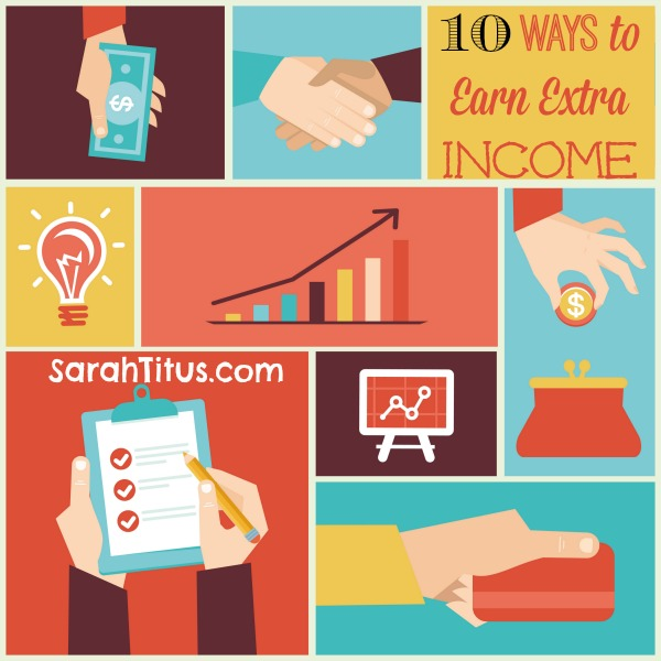 10 Ways to Earn Extra Income