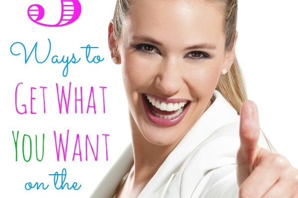 5 Ways to Get What You Want on the Cheap