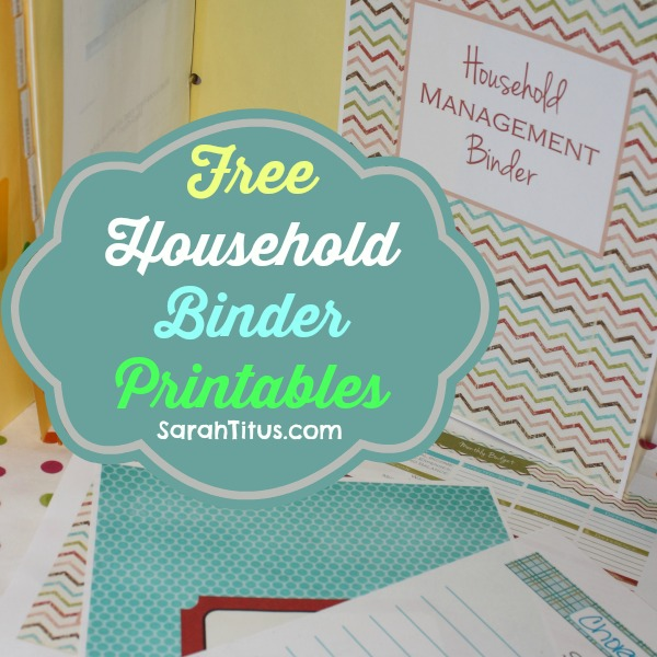 It's just a graphic of Clean Household Notebook Printables