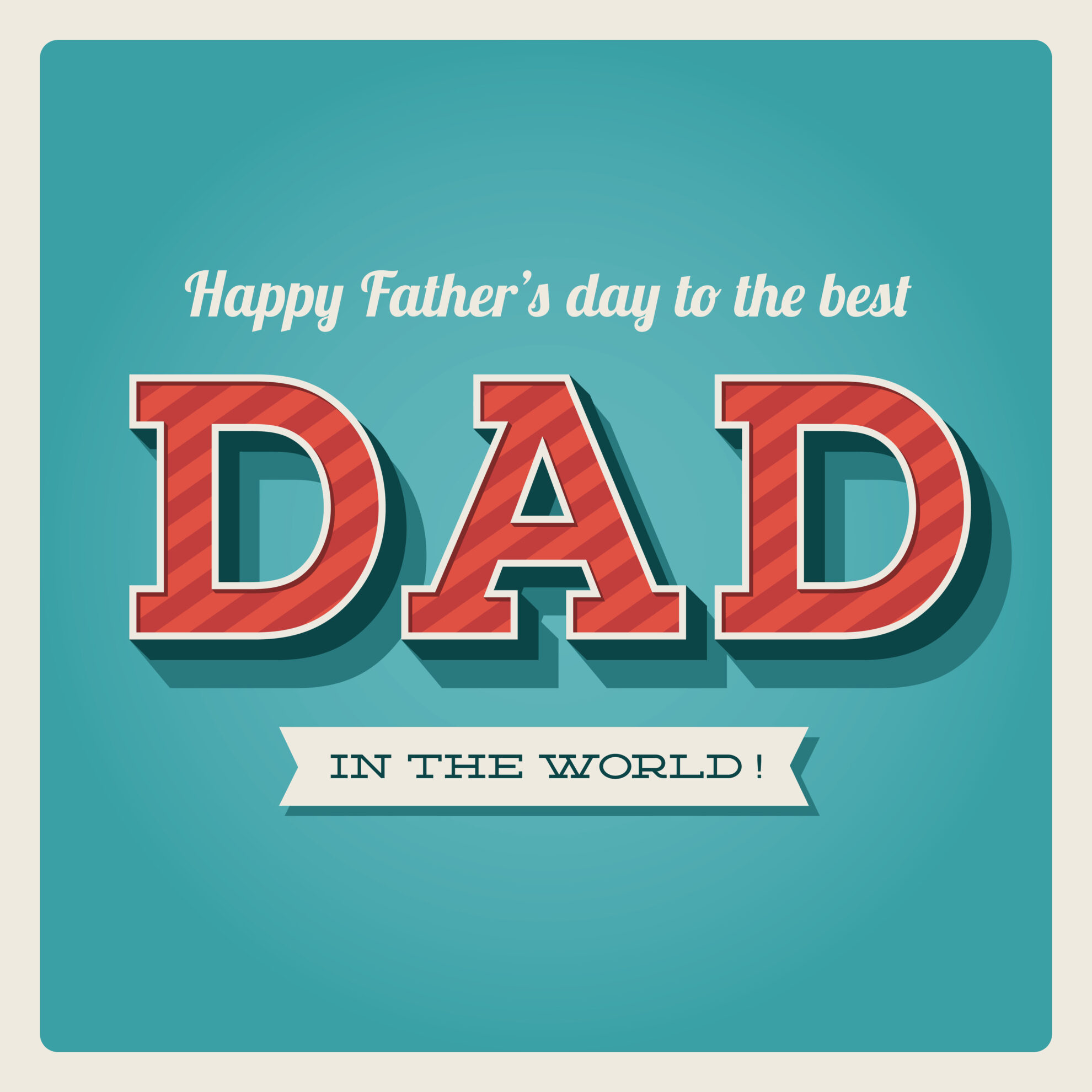 when is happy father day 2013