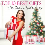 Top 10 Best Gifts For Women Under $30
