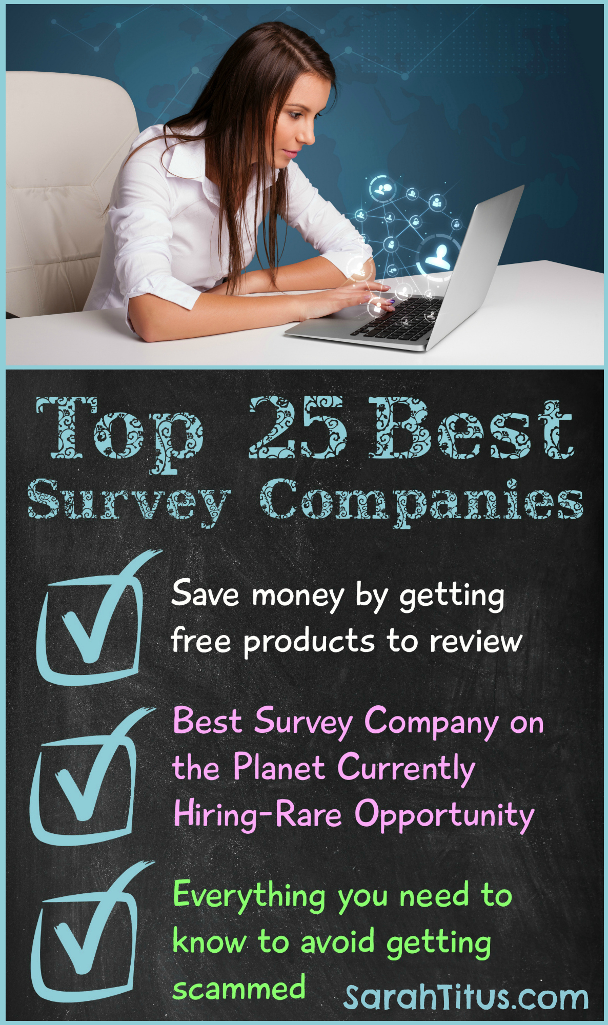 Best 25 Professional Makeup Ideas On Pinterest: Top 25 Best Survey Companies