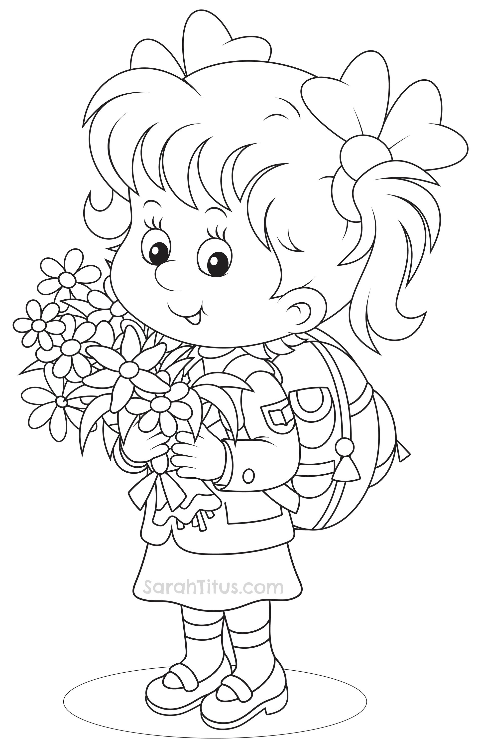 Coloring pages for back to school - Back To School Coloring Pages Sarahtitus Com