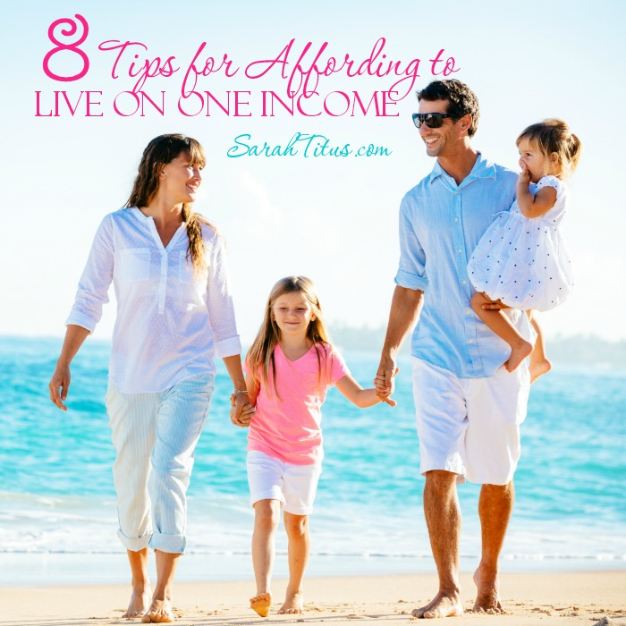 "In this economy, it may seem impossible to afford to be a stay at home mom, but as a single SAHM myself, I assure you, it's not! Click to find out some fantastic tips. Want more? Sign up for my newsletter and get the free guide: ""How to Afford Being a Stay-At-Home-Mom"" absolutely free!"