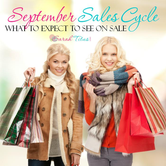 September Sales Cycle