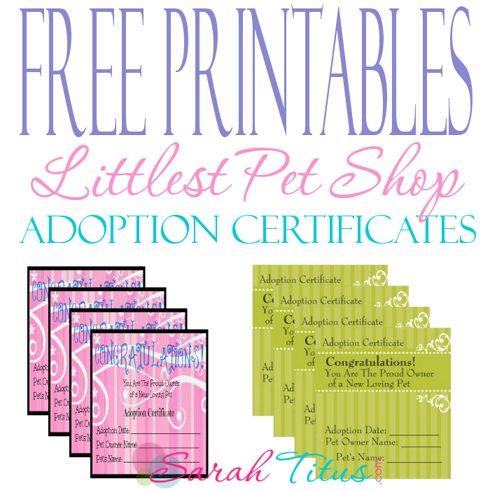 Adoption certificate template pasoevolist adoption certificate template yadclub Choice Image