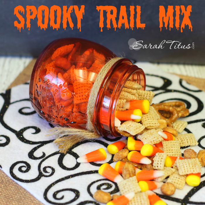 Spooky Trail Mix