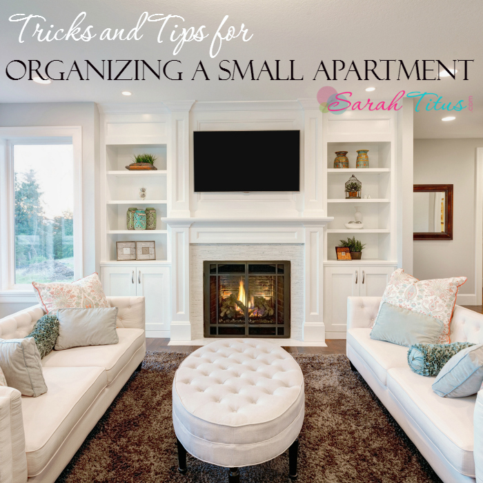 Having a small apartment does not mean you have to have an unorganized one; you just have a smaller space to work with. This can actually be a plus! Tricks and Tips for Organizing a Small Apartment