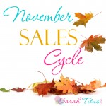 November Sales Cycle