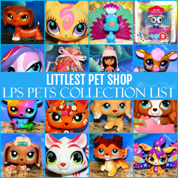 Littlest Pet Shop Dogs List Littlest Pet Shop Lps Pets