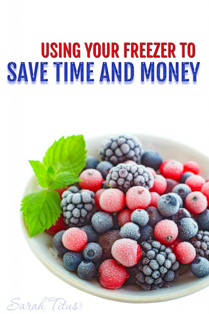I'm a convenience girl through and through, but using your freezer to save time and money couldn't be any easier. Find out how easy it really is and get a free printable of what you can and shouldn't freeze!