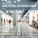 You don't have to hit the malls to get the best deals or most unique gifts. Check out this post on How to Avoid the Mall This Holiday Season And STILL Save Money!