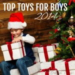 Sometimes I think boys are so easy to buy for, so I'll get a present for my son, but he won't stick with it and it's money down the drain. He plays with it for 2 seconds and it's off to something else. Here are the Top 10 Toys for Boys that they WILL stick with!!!