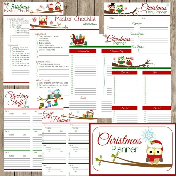Planning Christmas Party: Frugal Friday Link Up Party {Week 19}