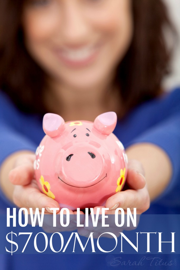 As a single SAHM, I live quite well on $18k/year...but it wasn't always that way. There was a time when I lived on just $700/month. Here's how I did it!
