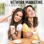 There is a lot of confusion with network marketing. The general consensus is that all network marketing is bad...but is it? Today, I'm challenging those stereotypes with my article Network Marketing Gets a Bad Wrap.