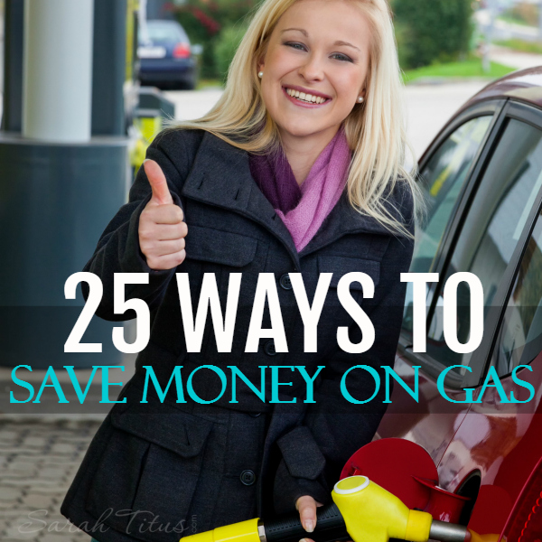 Gas is expensive no matter how you slice the bread, but these 25 ways to save money on gas will get you ahead of the game and a few of them, you won't hear anywhere else!