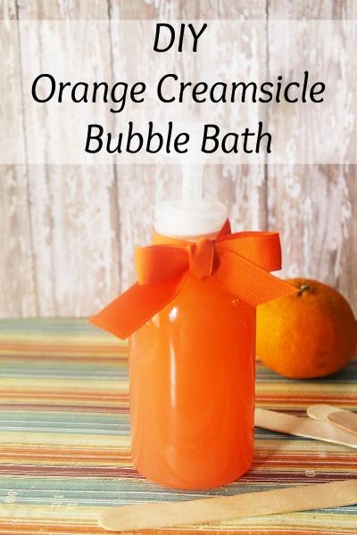 DIY-Orange-Creamsicle-Bubble-Bath