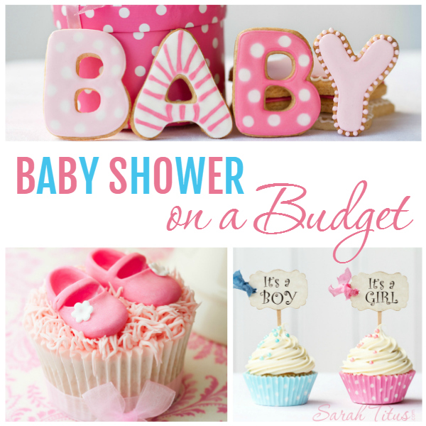 Wonderful Baby Shower On A Budget