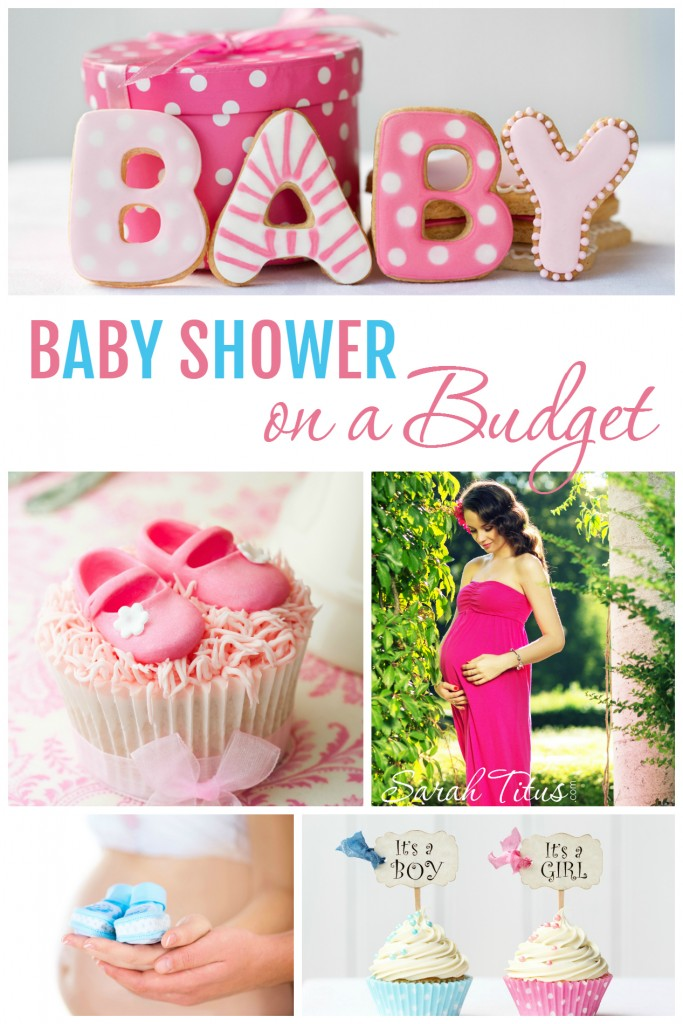 article baby shower on a budget that can get that cost a lot lower