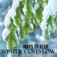 If you are struggling to get a handle on your winter heating costs, these seven strategies are great ways to keep winter costs low.