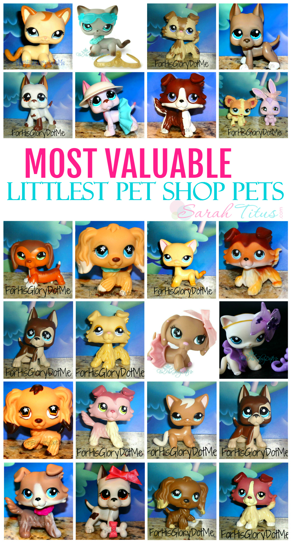 Rare Littlest Pet Shop List – Make Money on eBay