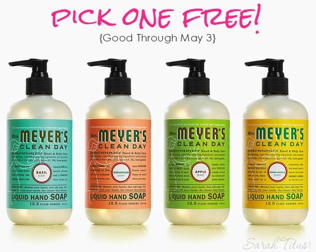 Bright hand soap
