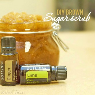 Many of the products you purchase are too harsh for delicate skin. This DIY Brown Sugar Scrub is gentle, yet effective, and smells amazing. It is super easy to make and makes a great gift!