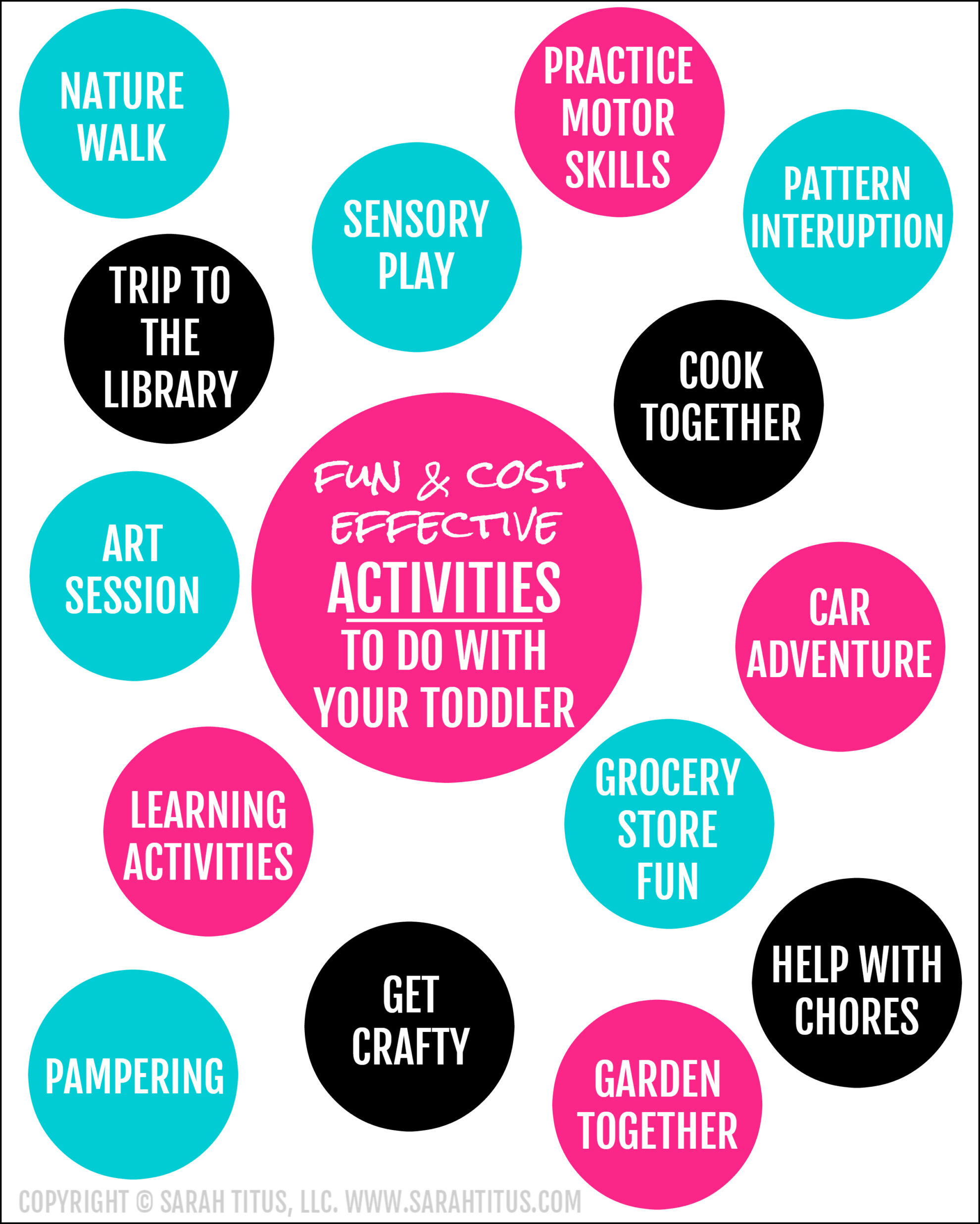 FUN AND COST EFFECTIVE ACTIVITIES TO DO WITH YOUR TODDLER
