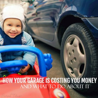 All that stuff in your garage could be making you money instead of costing you space! Check out this step-by-step guide on how your garage is costing you