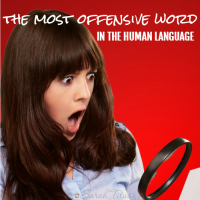 If you get offended easily, don't read this article! This is the most offensive word in the human language, but why are people so offended when you say it?