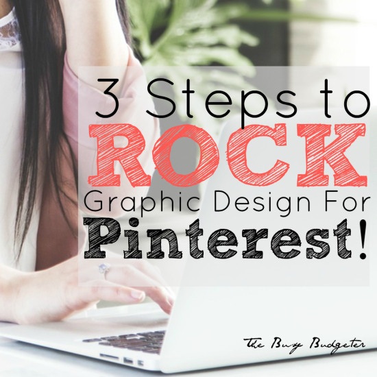A good Pinterest picture can bring lots of traffic to your blog! Find out how to make your blog pictures rock!