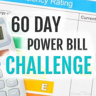 Is your power bill too high? Do you DREAD getting the mail because you know that one bill in there is going to be astronomical? Feel like there's nothing you can do to lower your power bill or that you just don't have the time or resources to truly make a difference?