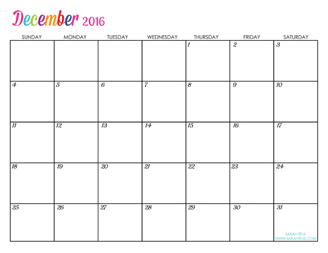 looking for free printable calendar