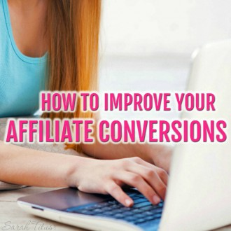 How to Improve Your Affiliate Conversions