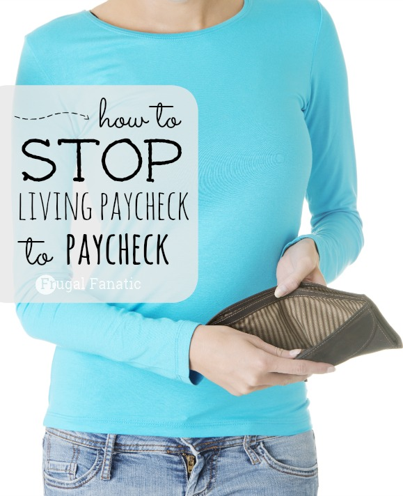 Living paycheck to paycheck can be a hard cycle to break, especially if you are on a low income! Addi has some great tips on how to break this cycle!