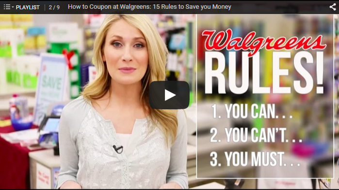 You can save a lot of money shopping at Walgreens but you need to make sure you know their policies. This step by step article takes you through them and will have you on your way to saving money in no time!