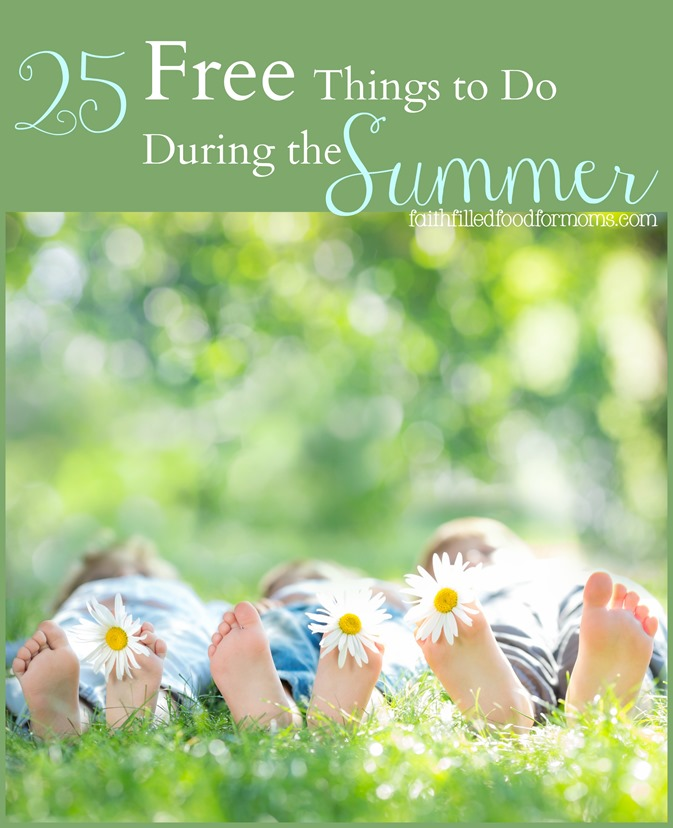 Looking for something fun and free to do with your family? !Look no further than this list! I love #10!