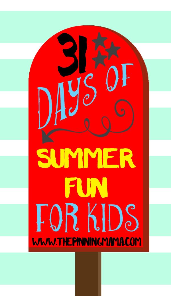 Your kids will have plenty to do this summer with this great list!