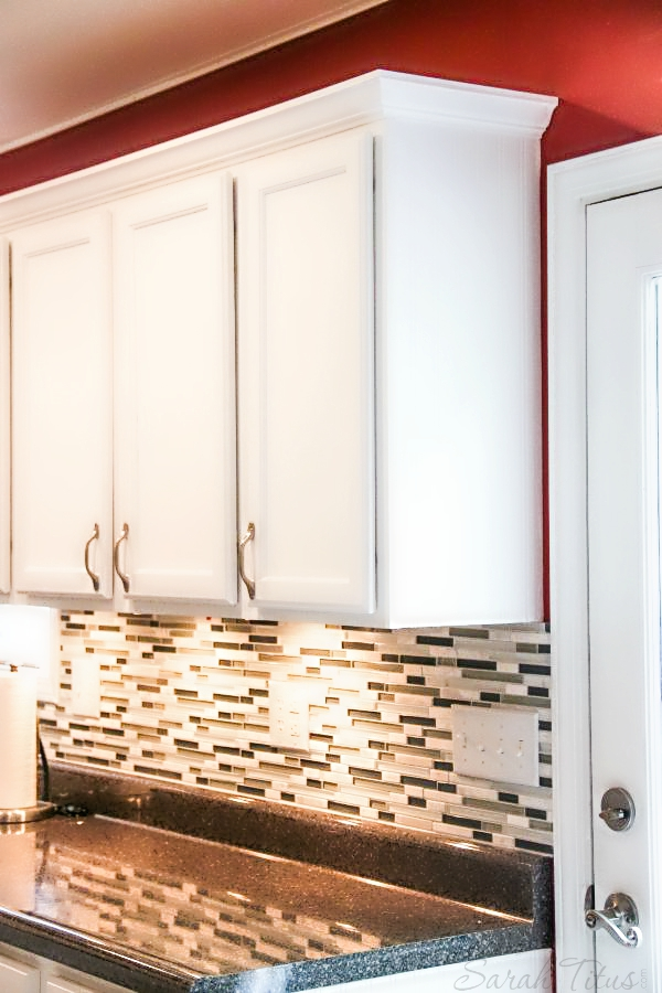 How To Remodel Your Kitchen On A Budget Sarah Titus - Kitchen remodel on a budget pictures