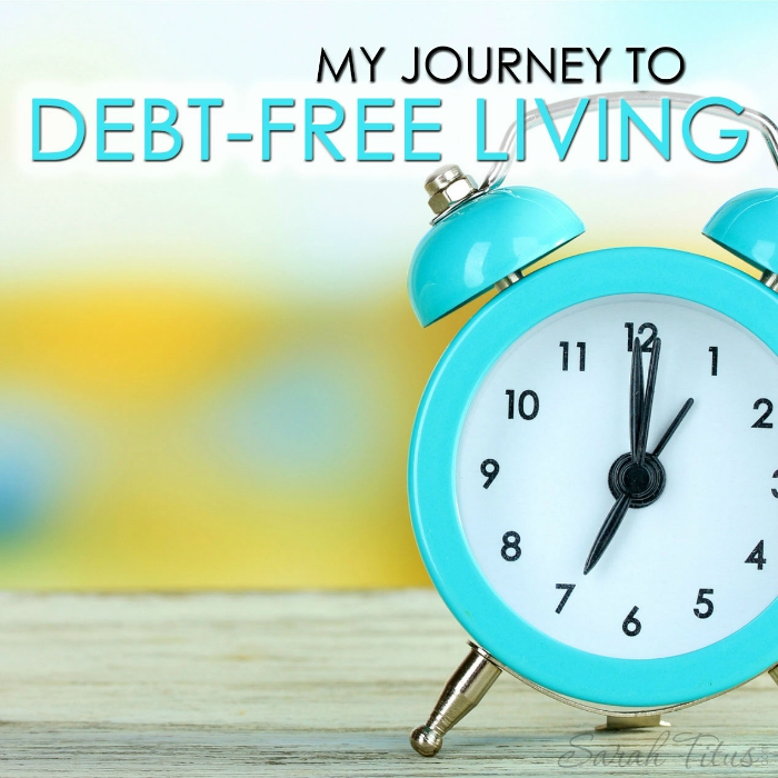 My husband and i are thankful to be debt free financial freedom is a
