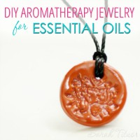 Aromatherapy Jewelry for Essential Oils