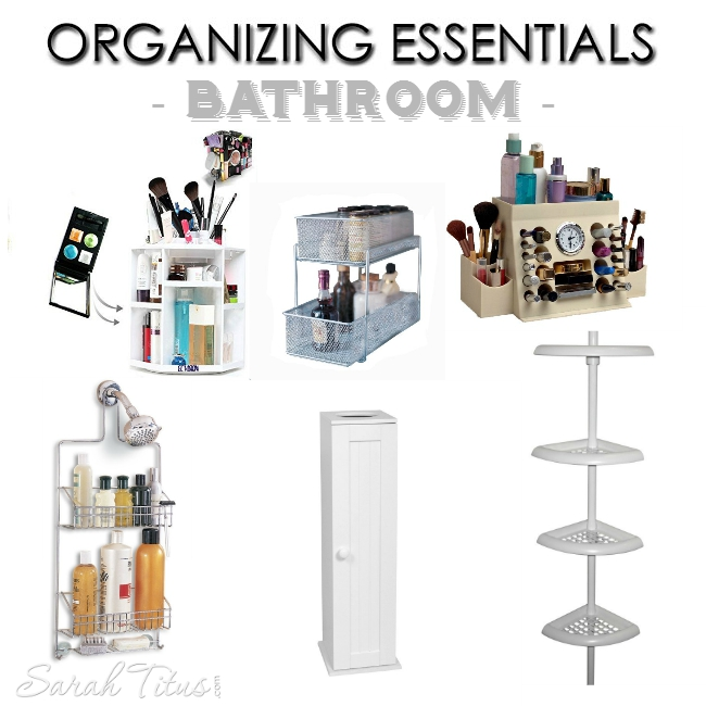 Organizing essentials a guide to organizing everything you own sarah titus - Important thing consider decluttering ...