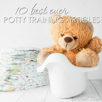 10 Best Ever Potty Training Articles