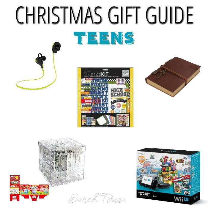 Christmas Gift Guide - Sarah Titus