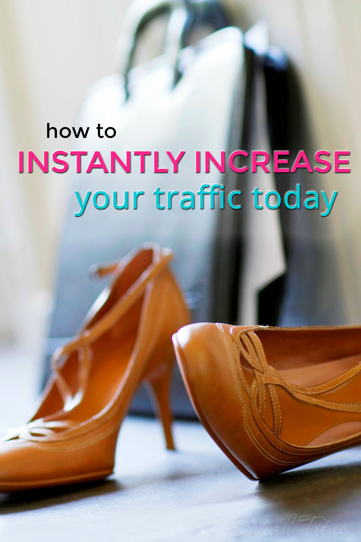 No matter if you just started your blog yesterday or you've been blogging for 10 years, this trick will help you instantly increase your traffic today!