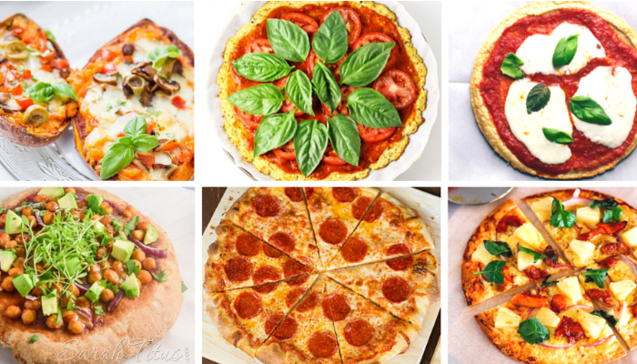 100+ Tasty Pizza Recipes