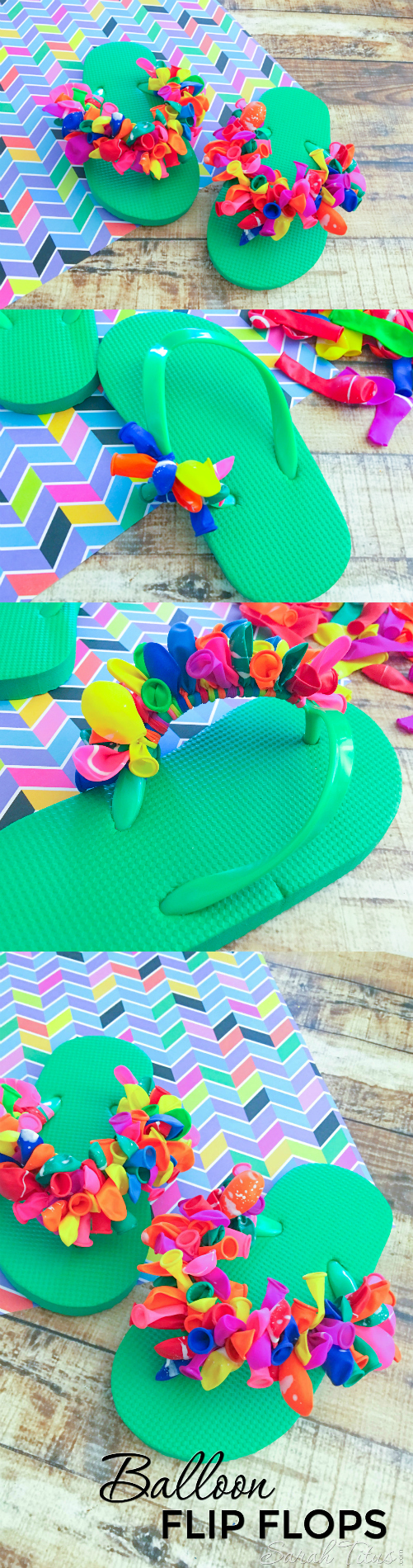 41366f96e3a4e Add style to your sandals this summer with this DIY
