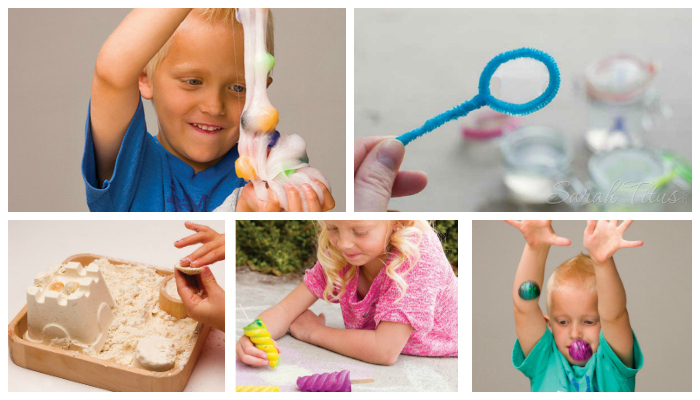 Top Essential Oil Crafts for Kids to Make